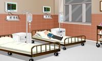 Evasion chambre d'hôpital