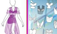 Création de vêtements pour star