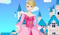 Habillage avec des robes de princesse