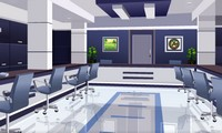Evasion des bureaux d'une entreprise