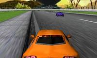 Dérapage en voiture 3D