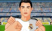 Bagarre Ronaldo vs Messi