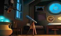 Evasion maison de l'astronome