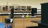 Evasion du laboratoire de chimie