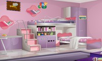 Evasion des chambres pour enfant