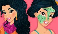 Princesse Jasmine au Spa