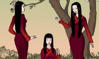 Habillage de geisha