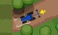 Tracteur parking