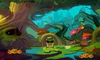Evasion forêt mystique
