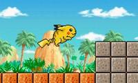 Pokemon saut en longueur