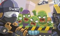 Hordes de zombies à tuer