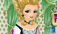 Princesse française à maquiller et habiller