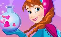 Potion d'amour pour Anna reine des neiges