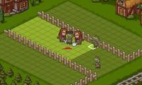 Village à défendre contre des zombies