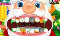 Dentiste pour père noël