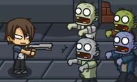 Tuer des zombies en ville