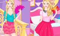 Barbie style rétro et moderne