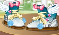 Styliste de bottes d'hiver