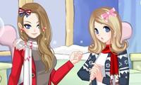 Mode hiver pour fille