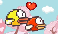 Flappy Bird Saint Valentin