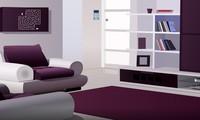 Evasion maison violette