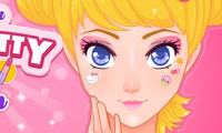 Maquillage Hello Kitty pour fille