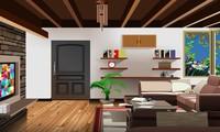 Evasion maison décorée