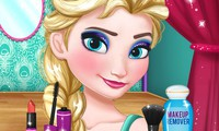 Elsa Reine des neiges vrai relooking