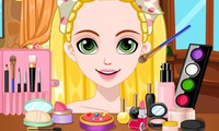 Maquillage Princesse Raiponce