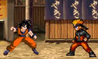 Dragon ball Z vs Naruto vs One Piece