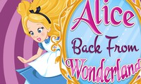 Alice aux pays des merveilles pour fille