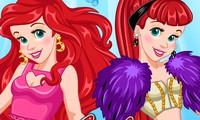 Habillage Ariel rebelle et gentille
