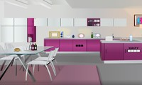 S'échapper de la maison violette