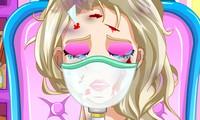 Chirurgie réparatrice du visage d'Elsa