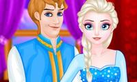 Préparer un rendez-vous pour Elsa et Anna