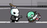 Tuer des zombies au pistolet