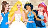 Habillage mariage princesse Disney