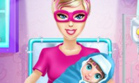 Barbie enceinte donne naissance son b b jeu gratuit - Jeux de barbie enceinte gratuit ...