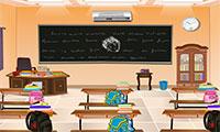 Evasion salle de classe