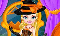 Organiser halloween pour fille
