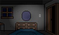 Chambre hantée qui fait peur