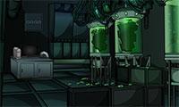 Evasion du laboratoire de recherche