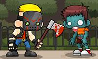 Tuer des zombies à la hache