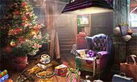 Objets cachés Noël