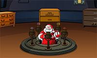 Libérer le Père Noël d'une tour mystérieuse