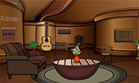 Evasion maison guitare