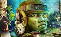 Objets cachés dans la jungle