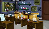 Evasion du laboratoire de physique