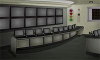 Evasion salle de contrôle