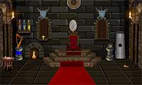 Evasion salle du trône